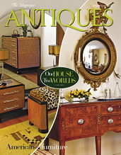 Antiques - No.3 - One House Two Worlds