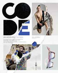 CODE - Issue 17 - New Order