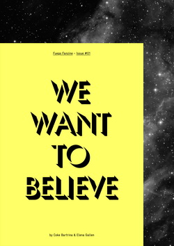 Fuego - We Want to Believe