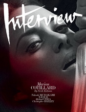Interview - Marion Cotillard