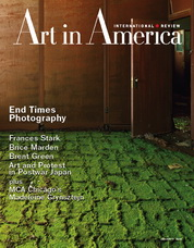 Art In America - End Times Photography