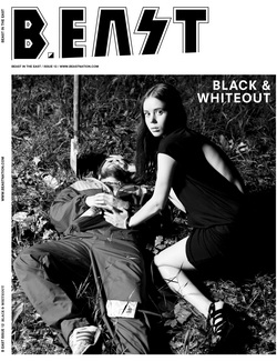 BEAST - Black & Whiteout