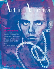 Art In America - Mark Morrisroe