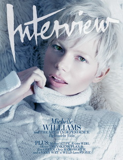 Interview - Michelle Williams