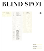 Blindspot - Issue 39