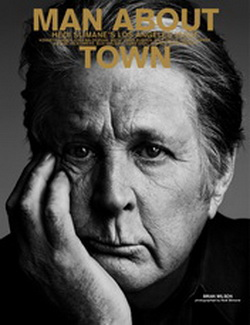 Man About Town - The Hedi Slimane Issue