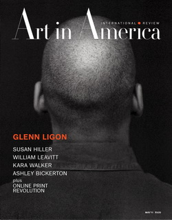 Art In America - Glenn Ligon