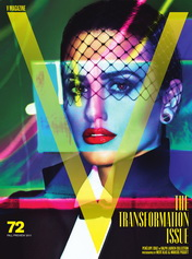 V Magazine - The Transformation Issue