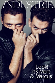 Industrie - Look! It's Mert & Marcus