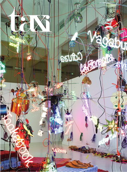 Taxi Around the Art - Issue No: 3