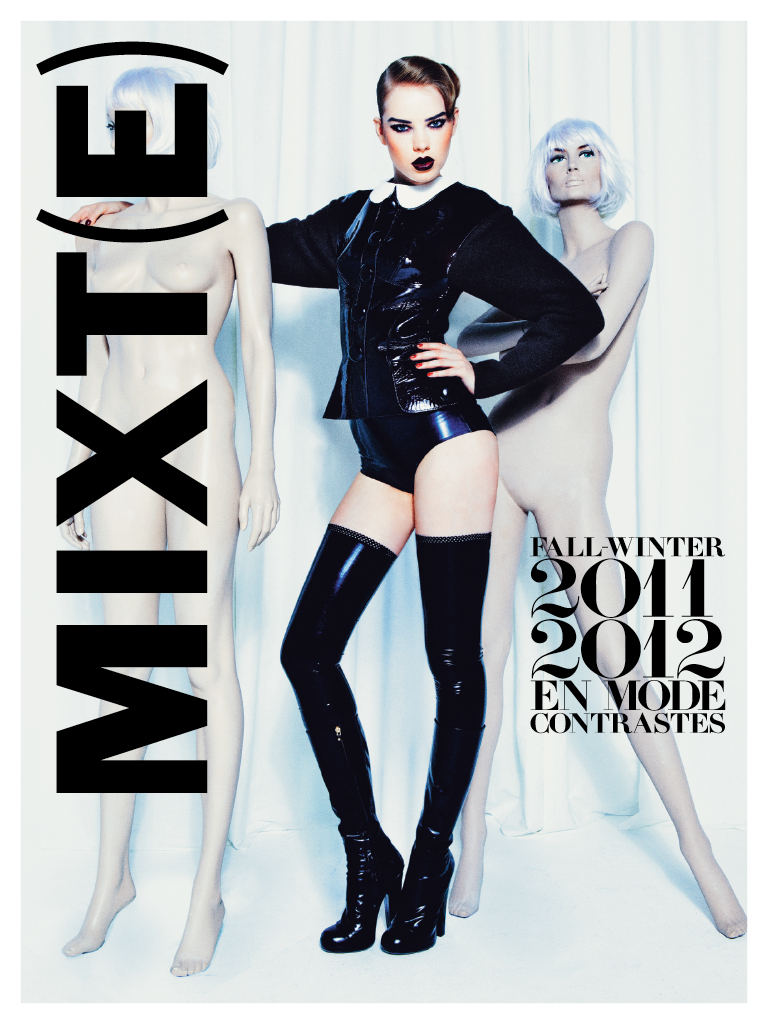Mixt(E) - Fall/Winter Issue