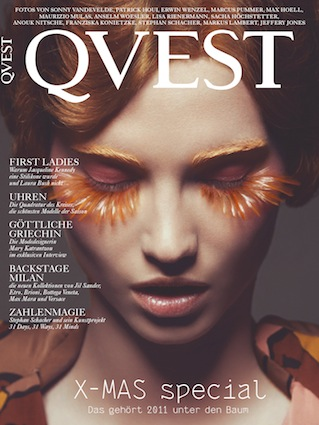 Qvest - X Mas Special Issue