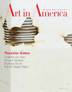Art In America - Issue Nov 11