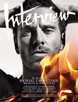 Interview - The Men's Issue