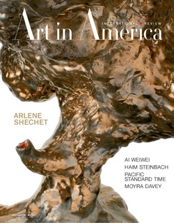 Art In America - Issue Jan 2012