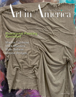 Art In America - Issue Feb 2012