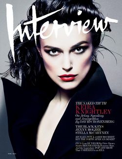 Interview - Keira Knightley Issue