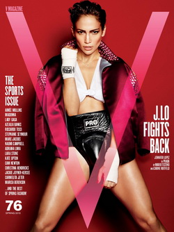 V Magazine - The Sports Issue