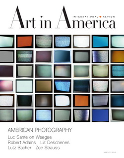 Art In America - Issue Mar 2012