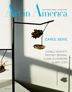 Art In America - May Issue