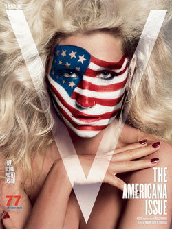 V Magazine - The Americana Issue