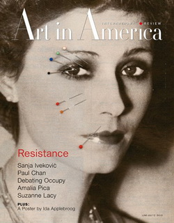 Art In America - Issue June 2012