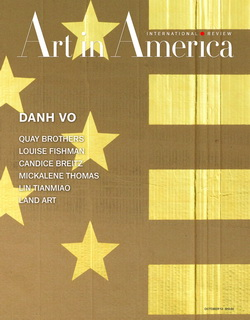 Art In America - Issue Oct 2012
