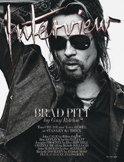 Interview - Brad Pitt Issue
