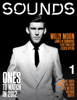Sounds - Issue 01