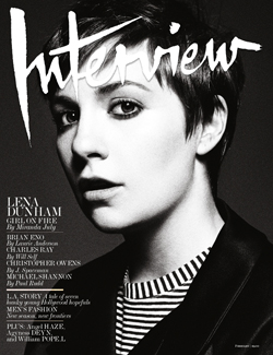 Interview - Lena Dunham