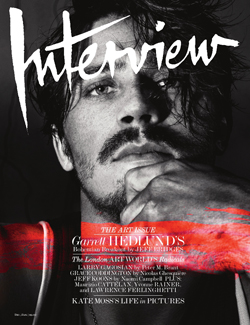 Interview - The Art Issue
