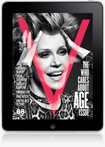 V Magazine - The Who Cares About Age Issue
